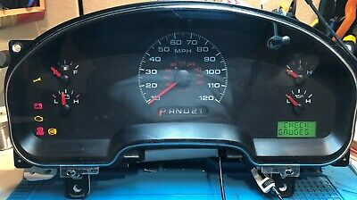 Ford F150 Instrument Cluster Not Working