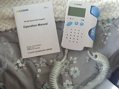 Feral Doppler - Baby Heartbeat Monitor boxed