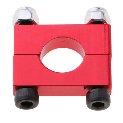 10/12/16/18/20/22/25/30mm Dia Aluminum Tube Clamp for RC Quadcopter Drone