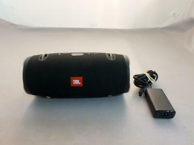 JBL Extreme 2 Portable Bluetooth Speaker- Black