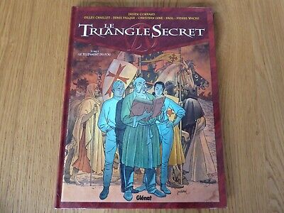 Triangle Secret - Tome 1 - EO - Le testament du fou - 2000