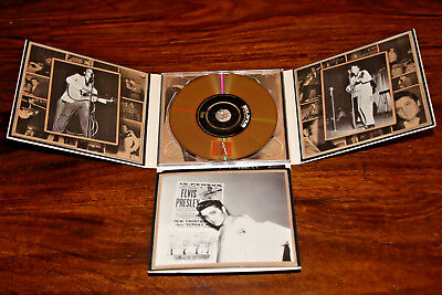 "Elvis Presley - SPECIAL GOLD DISC - ""The Elvis Broadcasts On Air"""