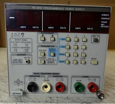 Tektronix PS5010 Programmable Power Supply  Module Plug-In