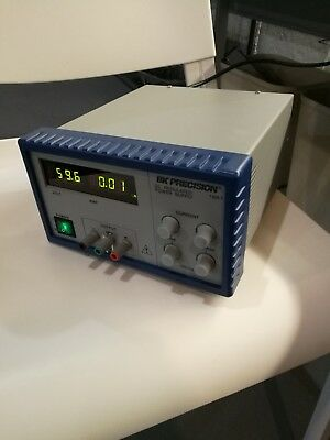 BK PRECISION DC POWER SUPPLY MODEL 1667 TESTED 1-60VDC 3.3A,Bench type DC output