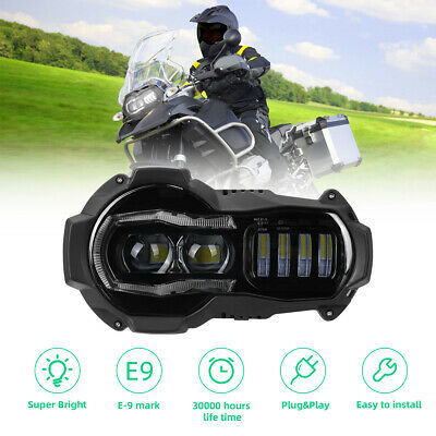 LED Headlight for BMW R1200GS 2004–2012 R1200GS Adventure 2005–2013 OIL COOLED