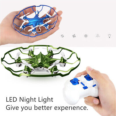Attop A6 2.4G Remote Control 3D Flip Roll Resistance To Falling Pocket Drone New