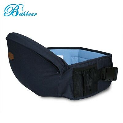 BABY Newborn Toddler Child CARRIER Kids Infant Hip Seat Waist Stool Breathable
