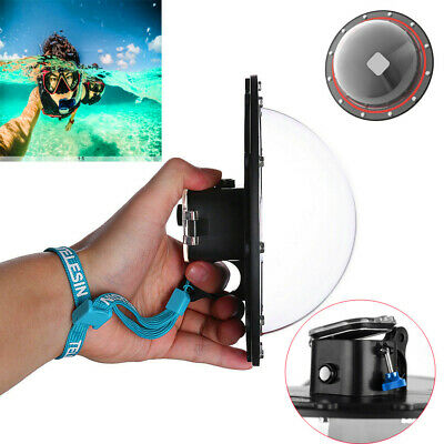 TELESIN Underwater Dome Port  Diving Lens Photography for GoPro 5/4 Session