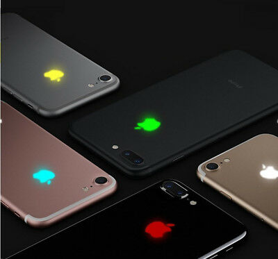 HOT 15 Color Touchable Intelligent Led Light Touch Glowing Logo iPhone 6s 7 Plus
