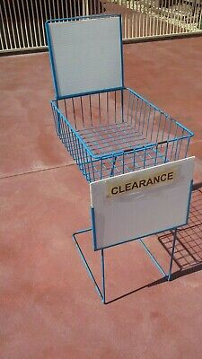 SHOP STAND MONEY SPINNER/DRAWCARD/CLEARANCE ETC EXCELLENT WORKING CONDITION..p