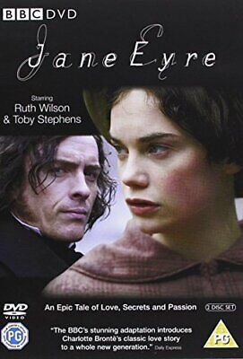 Jane Eyre [DVD] [2006] By Ruth Wilson,Toby Stephens.