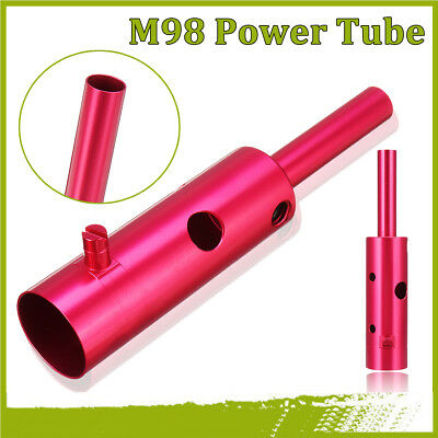 New  Aluminum alloy Power Tube Powertube Upgrade Part For Tippmann M98 Model 98