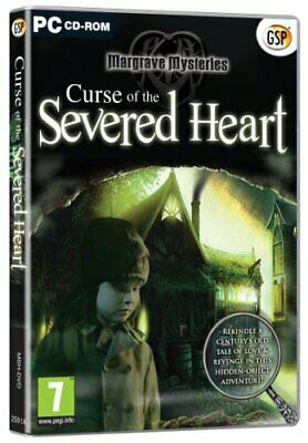 Margrave Mysteries: The Curse of the Severed Heart (PC CD).
