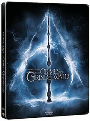 Fantastic Beasts The Crimes of Grindelwald 3D&Blu-ray set KOREA Edition(LIMITED)