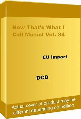 Now That's What I Call Music! Vol. 34.
