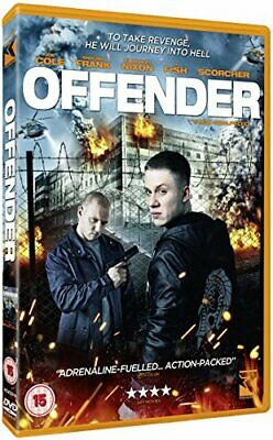 Offender [DVD] By Joe Cole,English Frank.