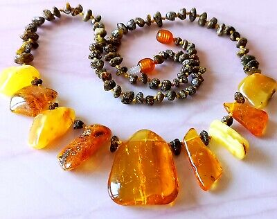 Baltic Amber Necklace Natural Baltic Amber