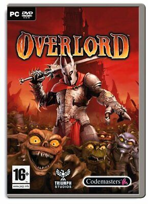 OverLord (PC DVD). 5024866332698.