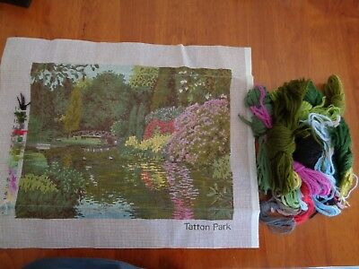 Tatton Park Tapestry Kit