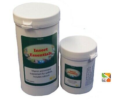 400g Insect Essentials - Pet Bird Supplement - The BirdCare Company