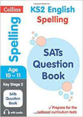 KS2 English Spelling SATs Question Book (Collins KS2 SATs Revision and Practice)