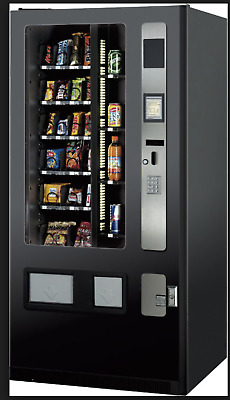 Combination Drink And Snack Vending Machine