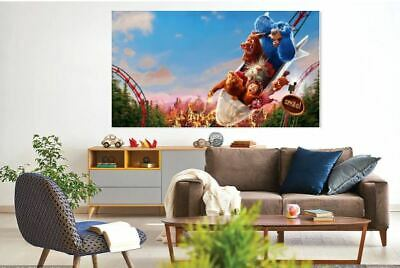 BEAUTIFUL AMAZING MOVIES- POSTERS LOVELY Canvas home wall choose your size