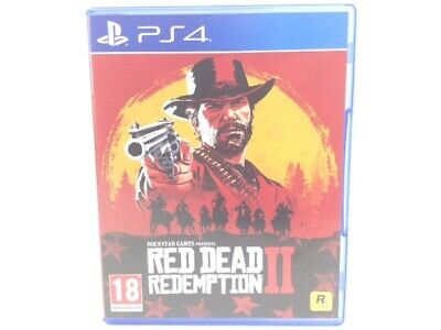 Juego Ps4 Red Dead Redemption 2 Ps4 4527290