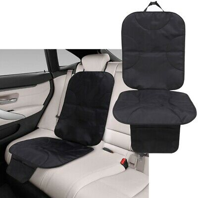 Waterproof Car Seat Protector Non-Slip Child Safety Mat Cushion Cover UK Stock