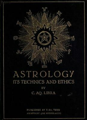 Astrology Secrets Of The Stars - 73 Old Books On Dvd - Psychic Horoscope Fortune