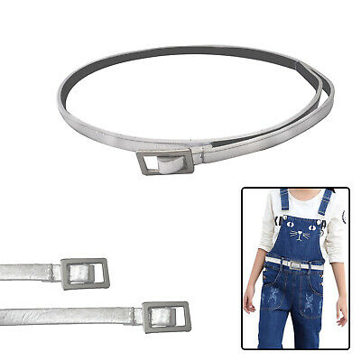 10mm Wide Girls Elegant Stylish Fashion PU Leather Belts Kids Luxury Waistband