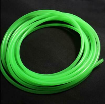 Food Grade Bright Green Silicone Tube Beer Brew Flexible Hose Drinking Pipes