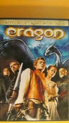 Eragon (DVD, 2009, Widescreen Dove O-Ring)