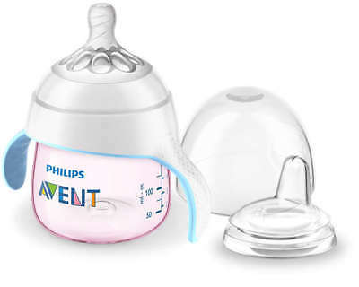 Philips Avent My Natural Trainer Cup Pink 5oz - SCF262/02