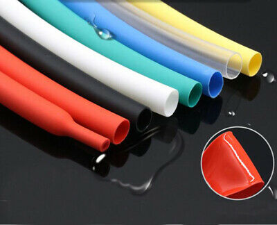 Φ4~40mm Heat Shrink 4:1 Shrinkable Heatshrink Tube Tubing Wire Sleeving  4-Color