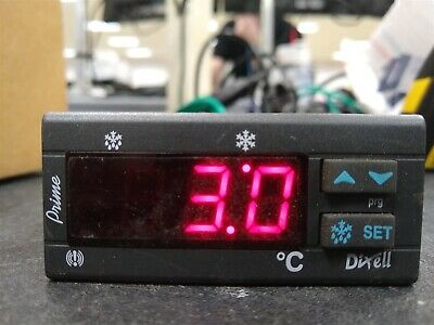 Dixell XR20C-5N1C1 Electronic Digital Refrigeration Temp Controller 220/240V