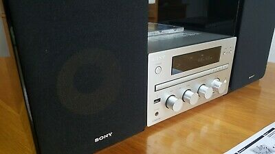 Mini Audio System Sony CMT-G1BIP - Tested Good Working Order