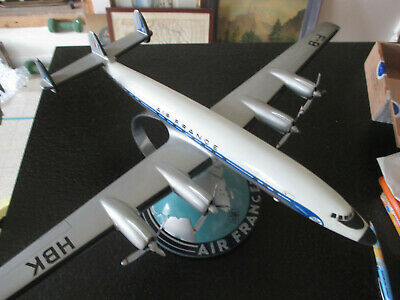 Maquette  D'agence  : Constellation  Air  France