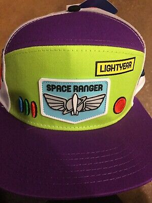 sale retailer c02ab bffde Official Toy Story 4 BUZZ LIGHTYEAR SnapBack Hat. Brand New. One Size Fits  All
