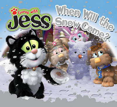 NEW  JESS When will the snow come  POSTMAN PAT small storybook