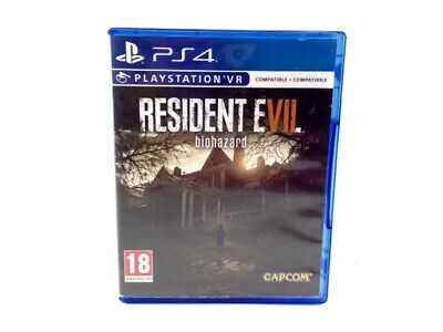 Juego Ps4 Resident Evil 7 Biohazard Ps4 4529244