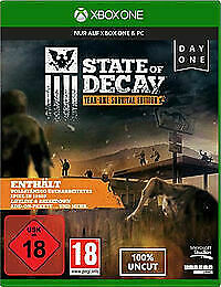 State of Decay [Xbox One] [Xbox One]