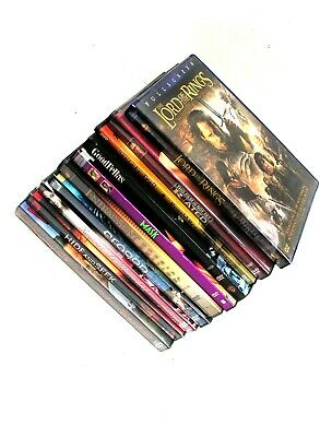 10 Great MOVIES ON DVD, LORD OF THE RINGS, ERAGON, GOODFELLAS, MASK, Etc.
