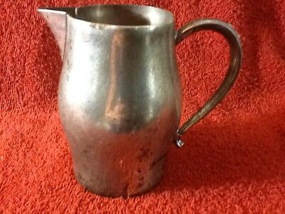 Nice PAUL REVERE REPRODUCTION ONEIDA SILVER SMITH Silverplated Pitcher