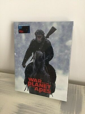 War For The Planet Of The Apes - Steelbook Filmarena Excl. - Ed. #1 - Lire Svp