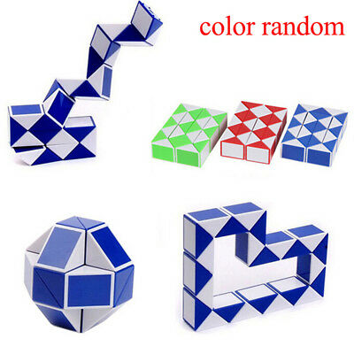 1Pc educational toy hot puzzles 3d cool snake magicular kids game FDCA