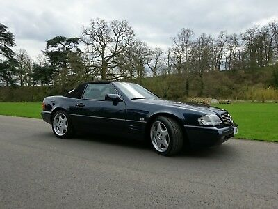 Mercedes Benz SL500, 1996, 5 Speed Auto, R129