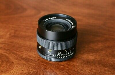 Zeiss Contax Yashica Distagon 28mm 2.8 T f2.8 MMJ excellent lens