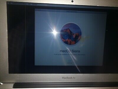 "Apple MacBook Air MD711LL/A 11.6"" HD Laptop Computer 4GB RAM 128GB SSD with sk"
