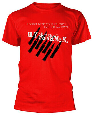 bc55717e My Chemical Romance 'Friends' T-Shirt - NEW & OFFICIAL